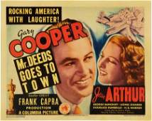 85669 Mr Deeds Goes to Town Columbia 1936 Title L