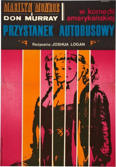 85733: Bus Stop (20th Century Fox, 1967). Polish A1 (22