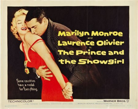 85734: The Prince and the Showgirl (Warner Brothers, 19