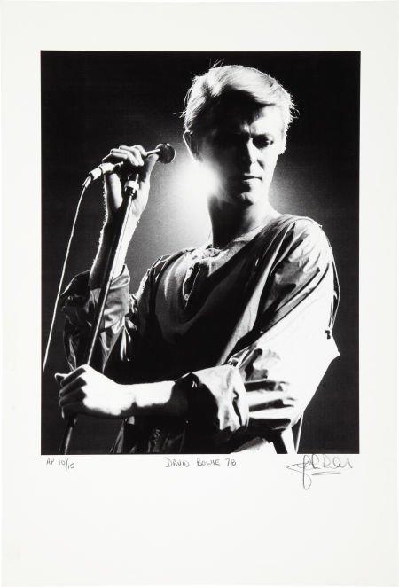 49024: David Bowie - John Robert Rowlands Photo Print,