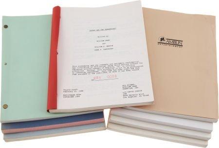 50003: Amblin Entertainment Script Archive.