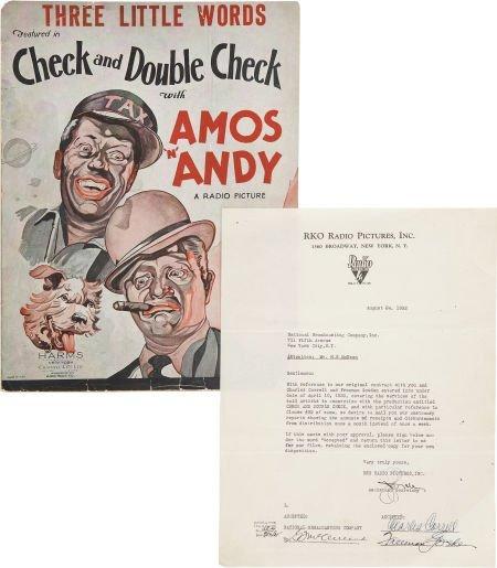 50005: Amos 'n' Andy - Freeman Gosden and Charles Corre