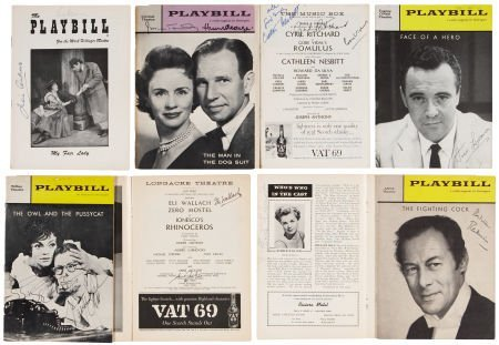 50006: Julie Andrews, Rex Harrison, and Others Cast and