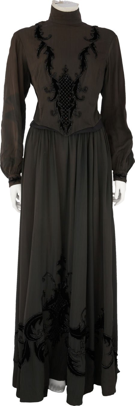50019: Ethel Barrymore's Screen-Worn Gown from The Grea