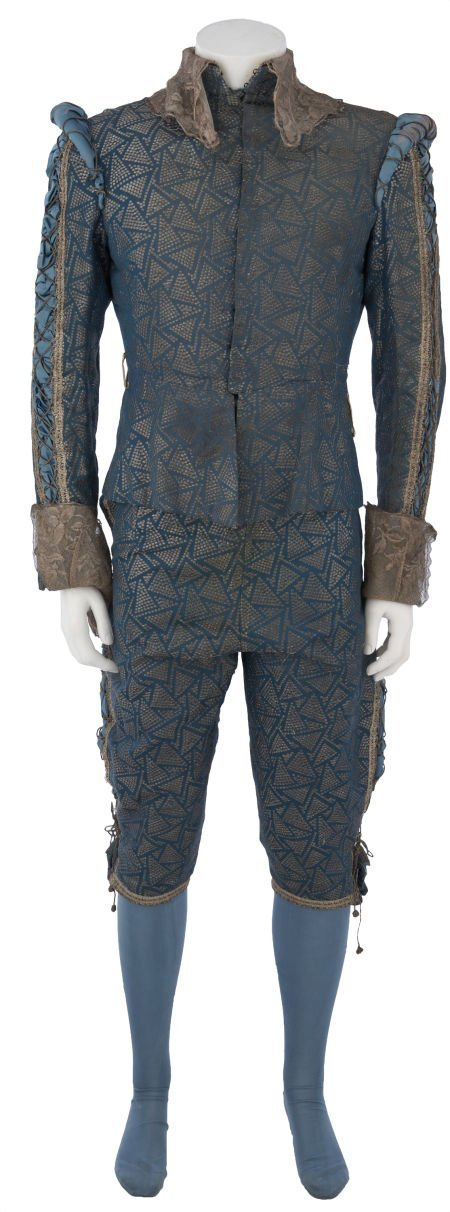 50021: John Barrymore's Period Costume from When a Man