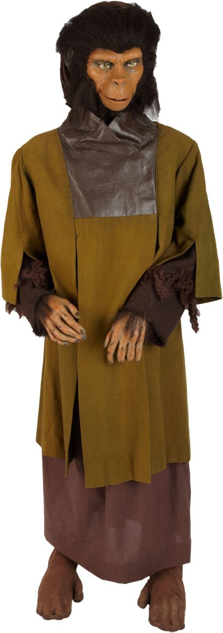 50023: Battle for the Planet of the Apes Screen-Worn Ch