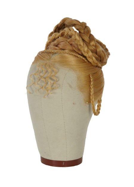 50205: Marlene Dietrich Kismet Screen-Worn Wig.