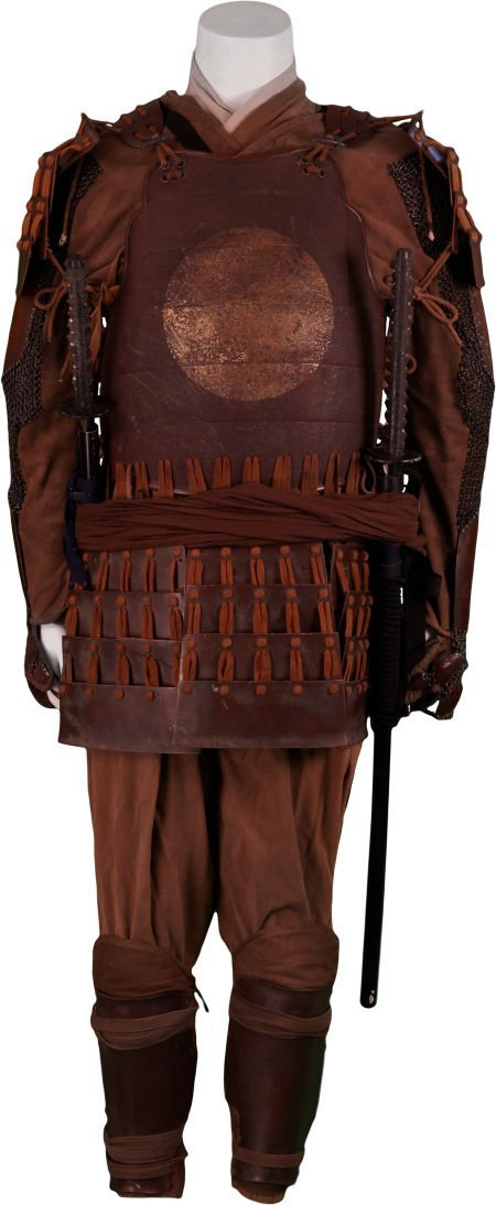 50506: The Last Samurai Screen-Worn Samurai Costume wit