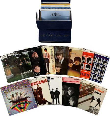 51004: The Beatles The Beatles Singles Collection and B