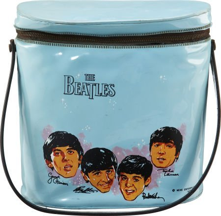 51022: Beatles Vintage Brunch Bag.