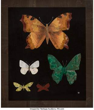 61114: Richard Blow (American, 1904-1983) Untitled (Fiv