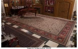 61020: A Tabriz Rug 304-1/2 x 194 inches (773.4 x 492.8