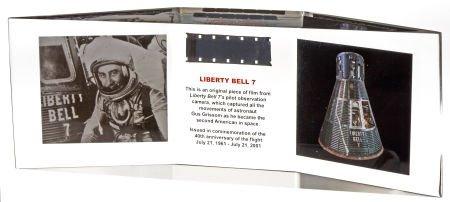 41005: Mercury-Redstone 4 Liberty Bell 7 Flown Film in