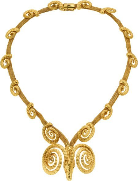 59006: Gold Necklace