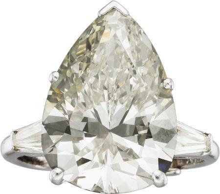 59097: Diamond, Platinum Ring