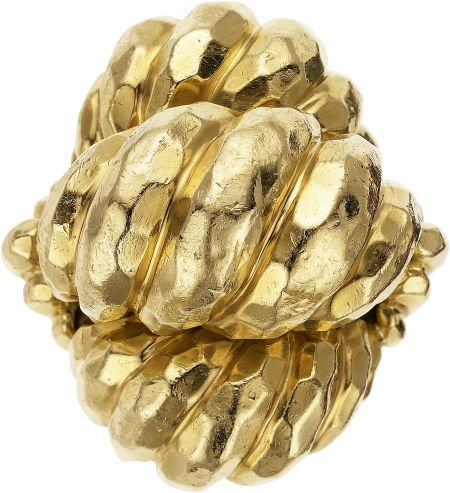 59015: Gold Ring, Henry Dunay