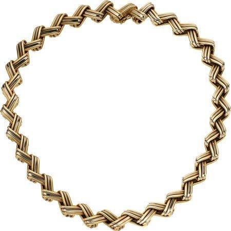 59017: Gold Necklace, Bvlgari