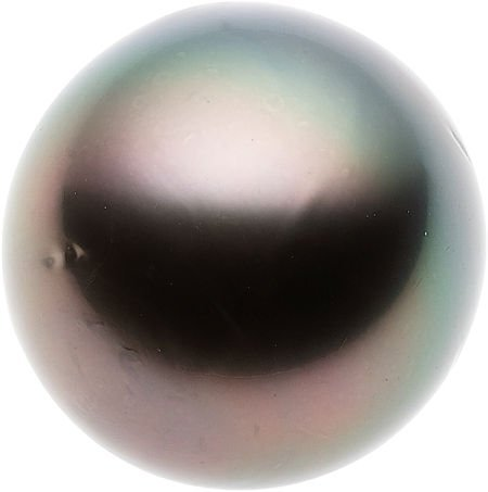 59244: Unmounted Black South Sea Cultured Pearl