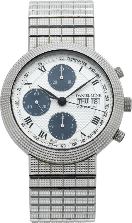 61209: Daniel Mink Collection 1900 Automatic Stainless
