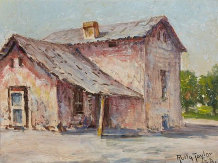 67007: ROLLA SIMS TAYLOR (American, 1872-1970) Country