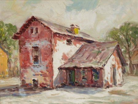 67008: ROLLA SIMS TAYLOR (American, 1872-1970) The Old
