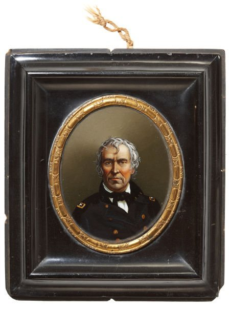 47020: Zachary Taylor: Exceptionally Choice Reverse on