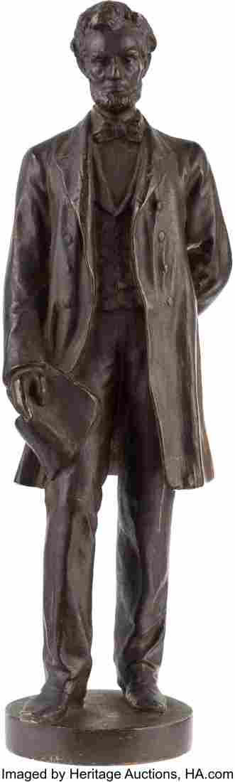 Abraham Lincoln: A Finely Detailed Solid Bronze