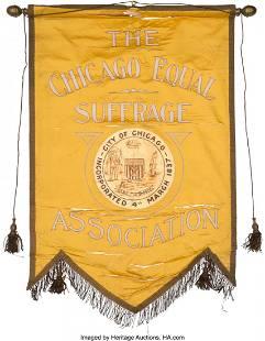 43182: Woman's Suffrage: Silk Equal Suffrage Associatio