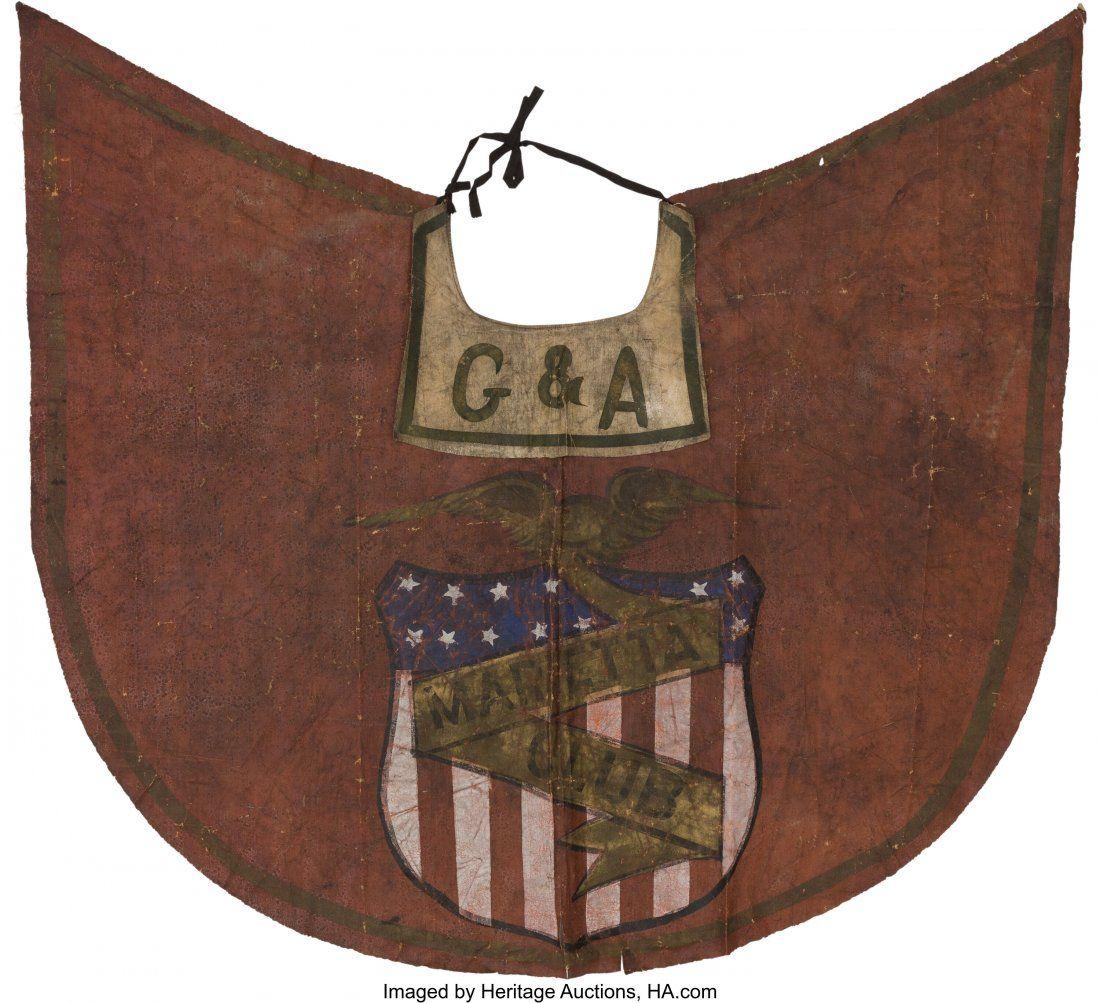 James A. Garfield : Georgia Marcher's Campaign C