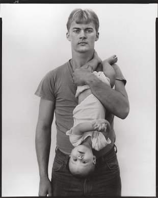 74010: RICHARD AVEDON (American, 1923-2004) John Harris