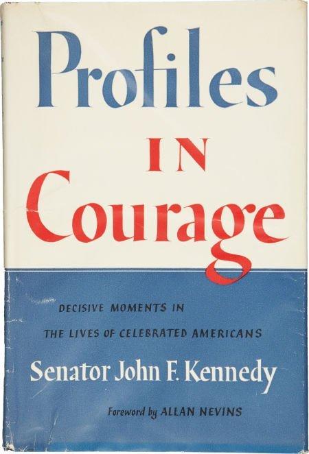 John F. Kennedy. Profiles in Courage. New York: Harper