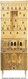 67017: Piero Fornasetti (Italian, 1913-1988) and Gio Po