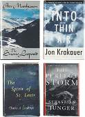 Four Modern Books of Adventure, including: Charles A. L