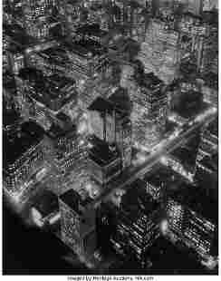 73044: Berenice Abbott (American, 1898-1991) New York a