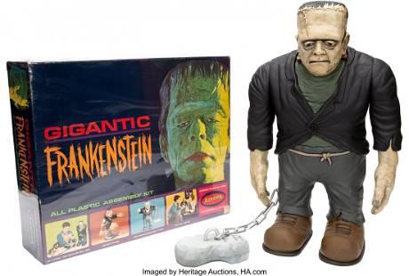 "89047: Vintage Aurora (1) ""Gigantic Frankenstein Model"