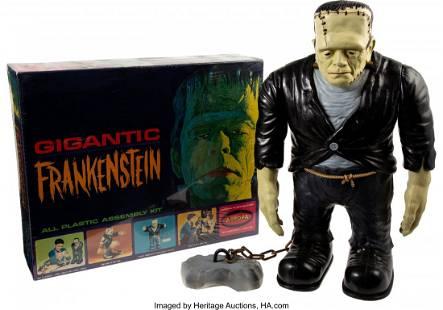 "89048: Vintage Aurora (1) ""Gigantic Frankenstein"" Model"