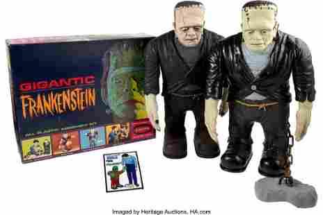 "89049: Vintage Aurora (1) ""Gigantic Frankenstein Model"