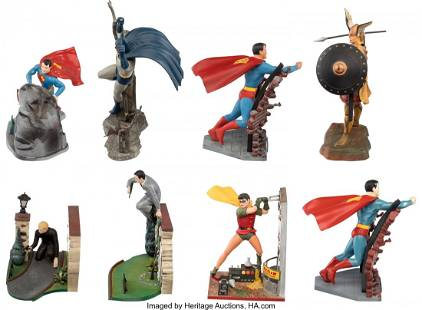 89056: Vintage Collection of (7) Superhero and Other Au