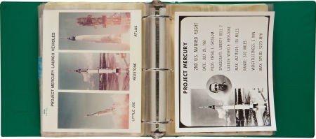 41010: Early NASA: Photographs and Original Art Layouts