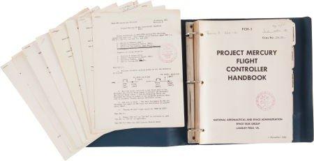 41011: 1960 Project Mercury Flight Controller Handbook,