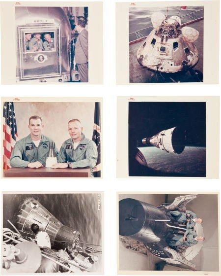 41022: Gemini Era: Collection of Original NASA Photos.