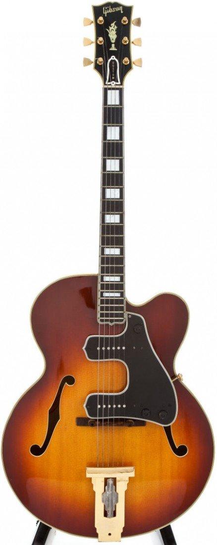 54051: 1964 Gibson L5C Sunburst Acoustic Guitar, #66151