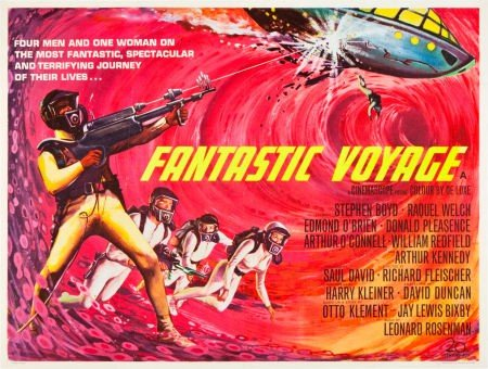 83003: Fantastic Voyage (20th Century Fox, 1966). Briti