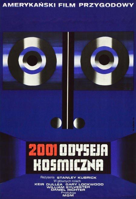 83006: 2001: A Space Odyssey (MGM, 1973). Polish A1  (2
