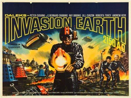 83010: Daleks: Invasion Earth 2150 A.D. (British Lion,