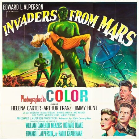 83014: Invaders from Mars (20th Century Fox, 1953). Six