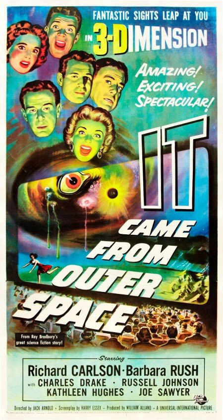 83016: It Came from Outer Space (Universal Internationa
