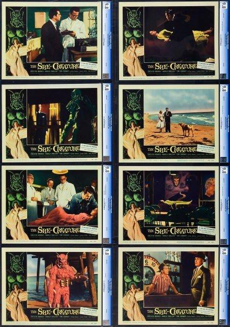 83022: The She-Creature (American International, 1956).