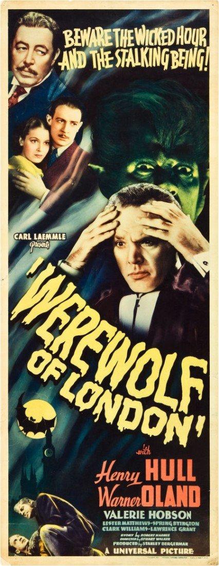 83276: Werewolf of London (Universal, 1935). Insert (14