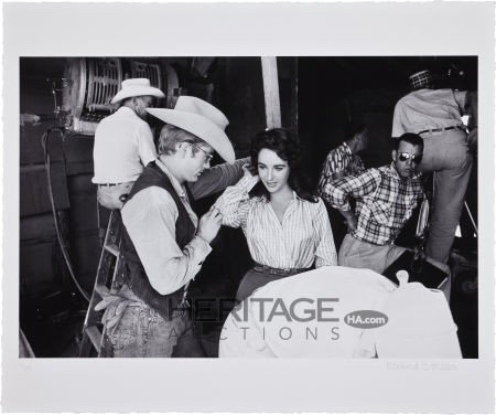46018: James Dean and Elizabeth Taylor Giant Limited Ed